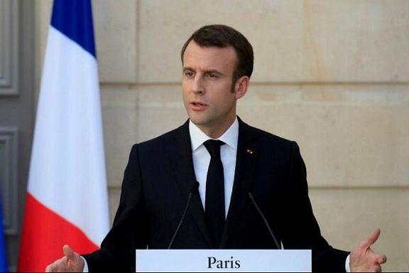 تکاپوی بی فرجام رئیس جمهور فرانسه