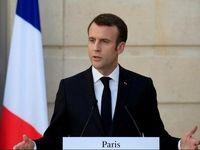 ماکرون: اروپا باید روابط با روسیه را از سر بگیرد