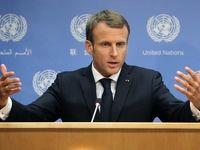 استقبال مکرون از پیشنهاد پوتین برای برگزاری نشست با حضور ایران