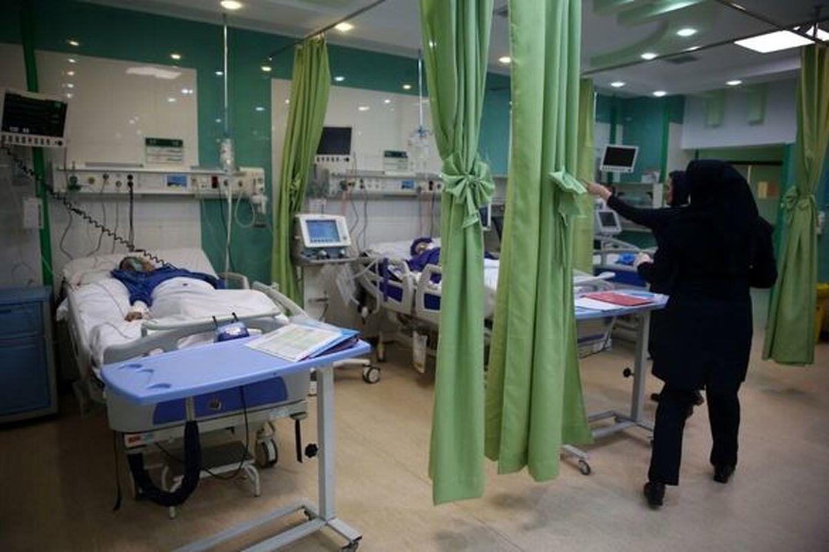 بازدید وزیر بهداشت از بیمارستان گلستان اهواز