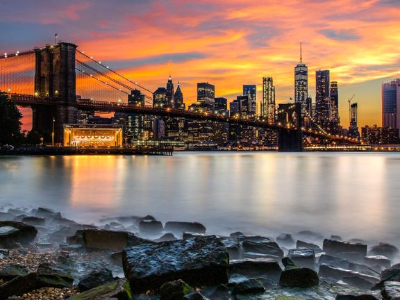 نیویورک جذابترین مرکز مالی جهان شد