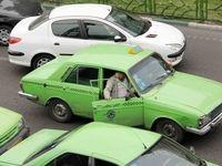 تاکسیها در دستانداز نوسازی