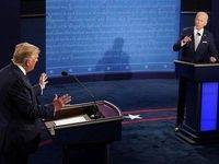 برتری ۱۳درصدی بایدن مقابل ترامپ