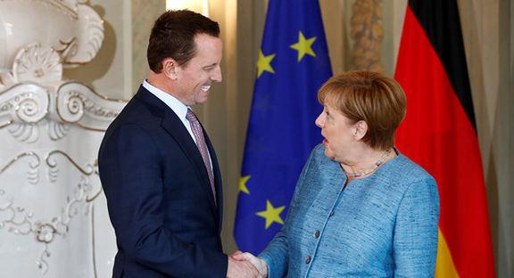 جلوی خروج پولهای ایران از بانکهای آلمان را بگیرید