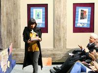 نیکی کریمی در جشن کتاب سال سینما +تصاویر