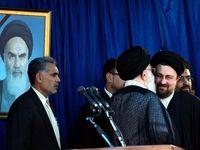 توضیحات فرزند سیدحسن خمینی درباره موضوع کاندیداتوری