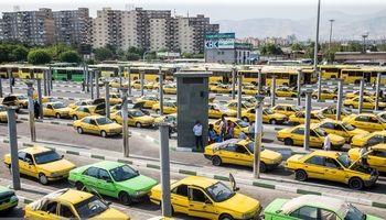 توزیع ۳۴هزار لاستیک به نرخ دولتی میان تاکسیرانان تهرانی