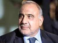 عبدالمهدی: استعفای خود را تقدیم پارلمان میکنم