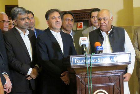 ایران آماده گسترش همکاریها با پاکستان است