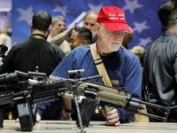 تلاش برای ترویج استفاده از اسلحه در آمریکا +تصاویر