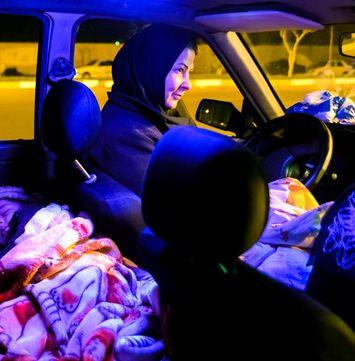 ملارد، سه شب بعد از زلزله