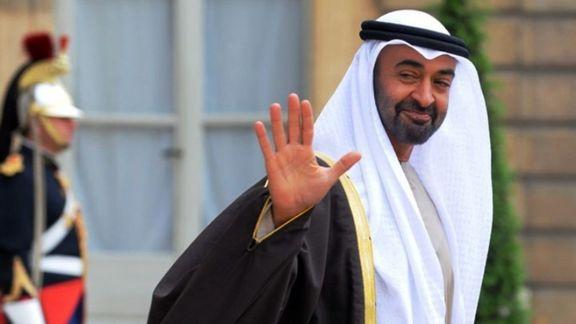 ولیعهد امارات به کرونا مبتلا شده است؟