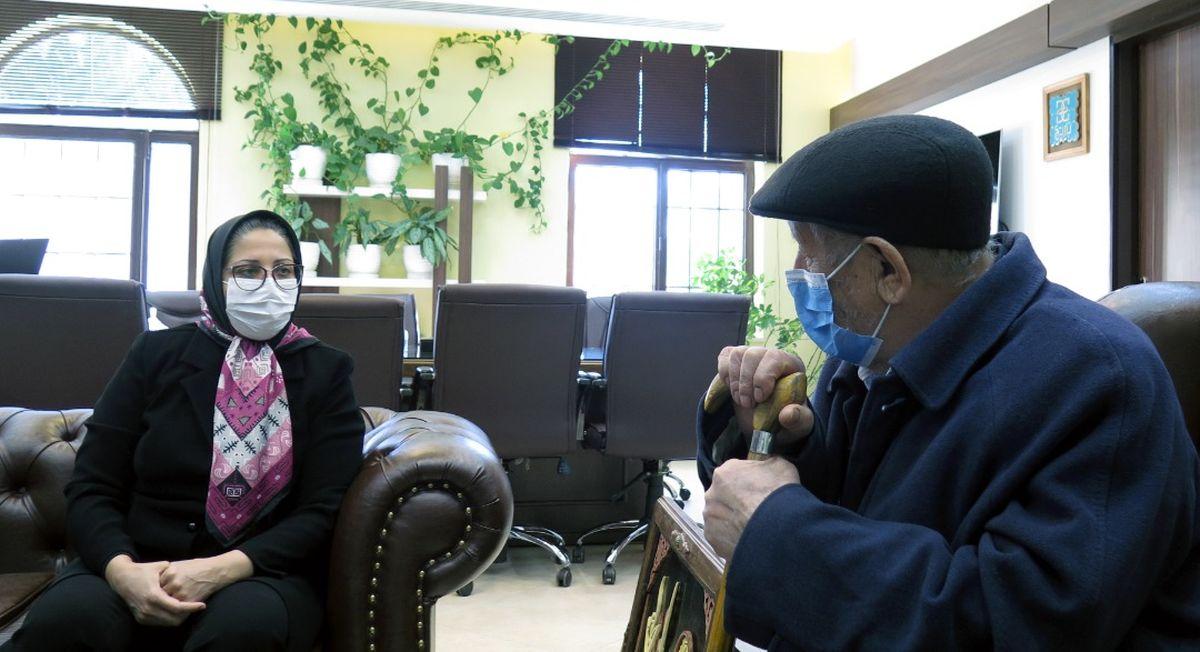عضو انجمن خیریه حمایت از بیماران کلیوی کشور؛