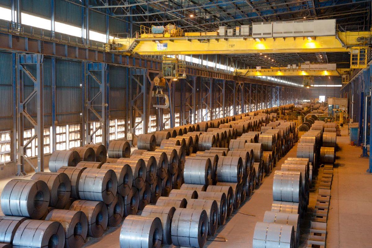 ۱۳.۳ درصد؛ رشد تولید فولاد ایران