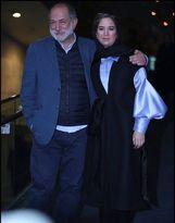 ژست جالب آتیلا پسیانی و دخترش +عکس