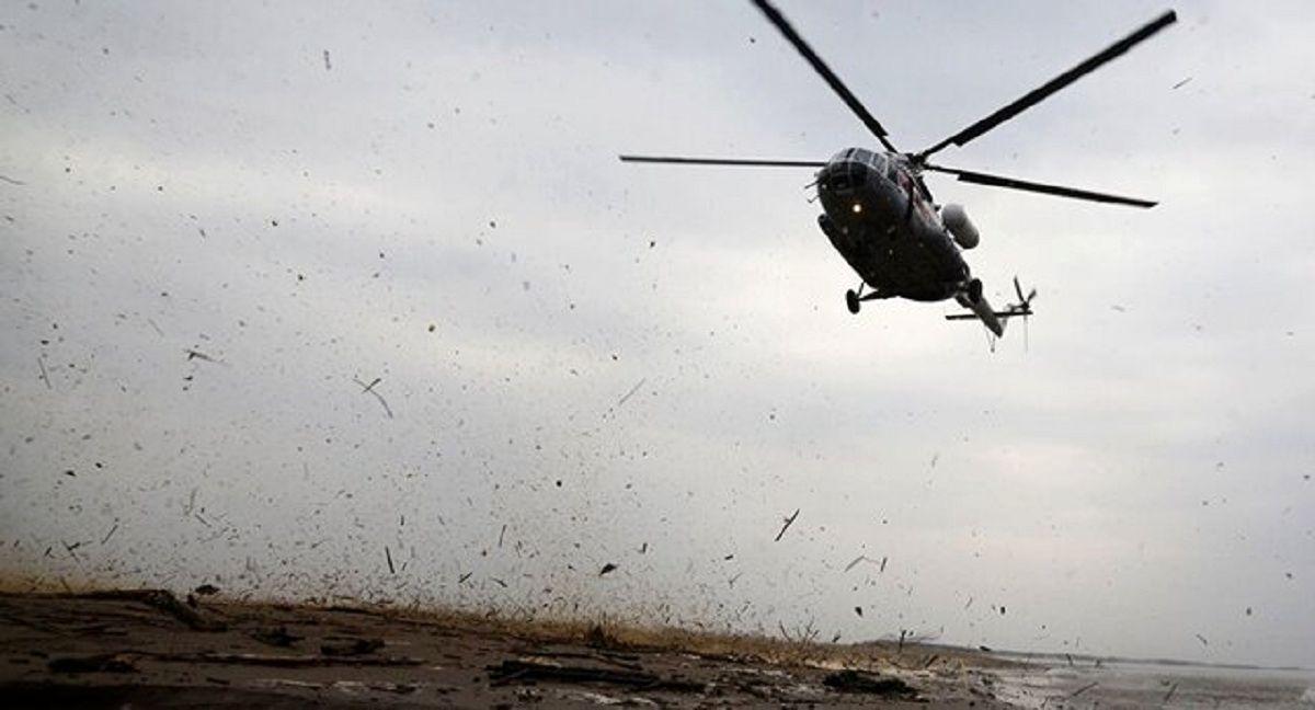 سقوط بالگرد در فارس تایید نشده است