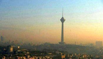 اُزُن و گردوغبار؛ آلایندههای هوای تهران در تابستان