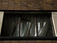 مرگ ١٣نفر در حریق خیابان شریعتی +عکس