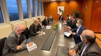 دیدار اسلامی با مدیرکل آژانس بین المللی انرژی اتمی در وین / طرفین برای پایه ریزی روابط مبتنی بر حسن نیت تفاهم کردند