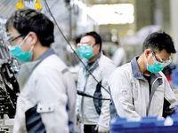 اثرات کرونا بر تولیدات صنعتی و معدنی