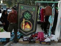 بازار دست فروشان شهر مهران +عکس