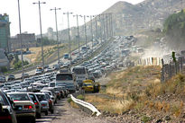 کاهش 1.2درصدی تردد در جادههای بینشهری