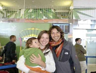 زوجی که به جای غذا، از طبیعت انرژی میگیرند! +عکس