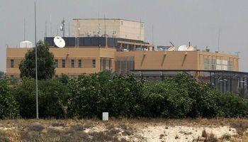 حملات خمپارهای به پایگاه نیروهای آمریکایی در عراق