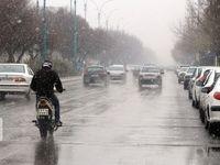 پیش بینی بارشهای ۵ روزه در کشور