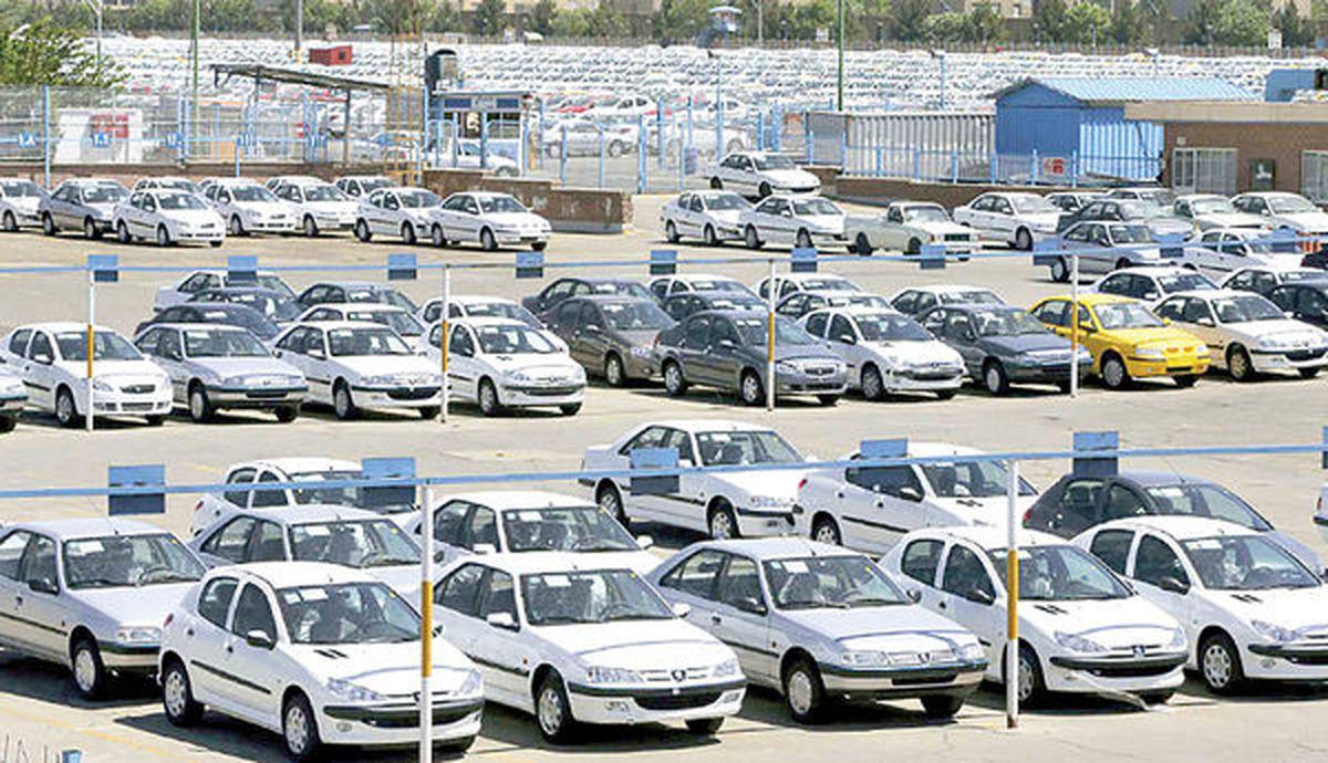 انبار خودروسازان شلوغتر شد