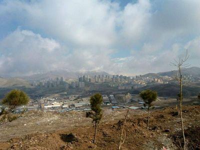 مقاصد آینده فرار از آلودگی تهران