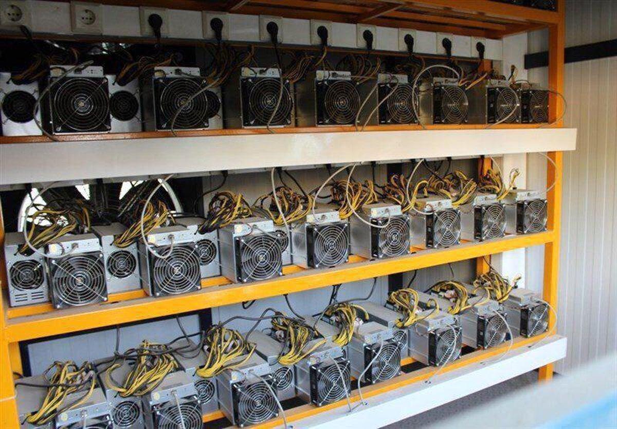 کشف ۸۴دستگاه استخراج ارز دیجیتال غیرمجاز