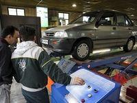 تردد ۴۰۰ هزار خودروی فرسوده در تهران