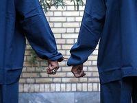 دستگیری 3باند زورگیر در غرب تهران