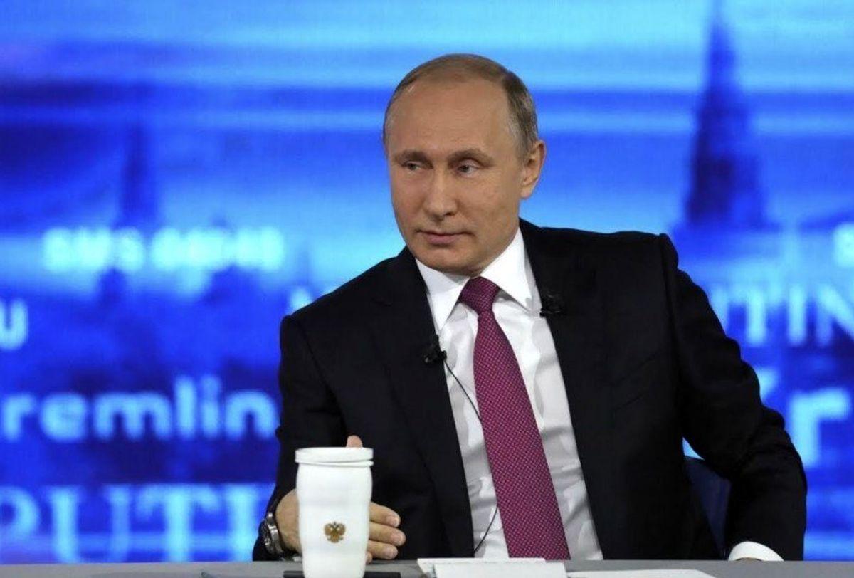 ثبت رسمی واکسن کرونا توسط پوتین