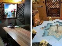 در کافه رستوران ویژه افراد مذهبی چه خبر است؟ +عکس