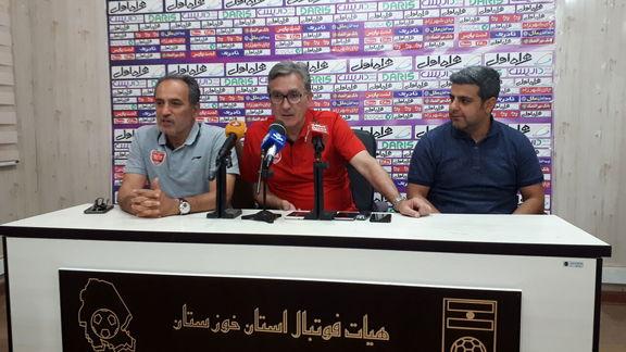 برانکو: بیشک بهترین تیم ایران هستیم