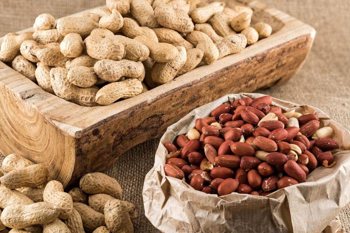 خطرات مرگبار مصرف بادام زمینی