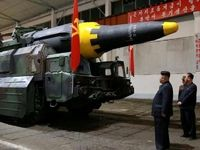 آمریکا: کره شمالی مواد هستهای و موشکهای دوربرد را از کشورش خارج کند