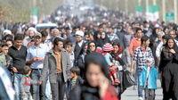 رشد ۶۰میلیونی جمعیت در ۶۰سال