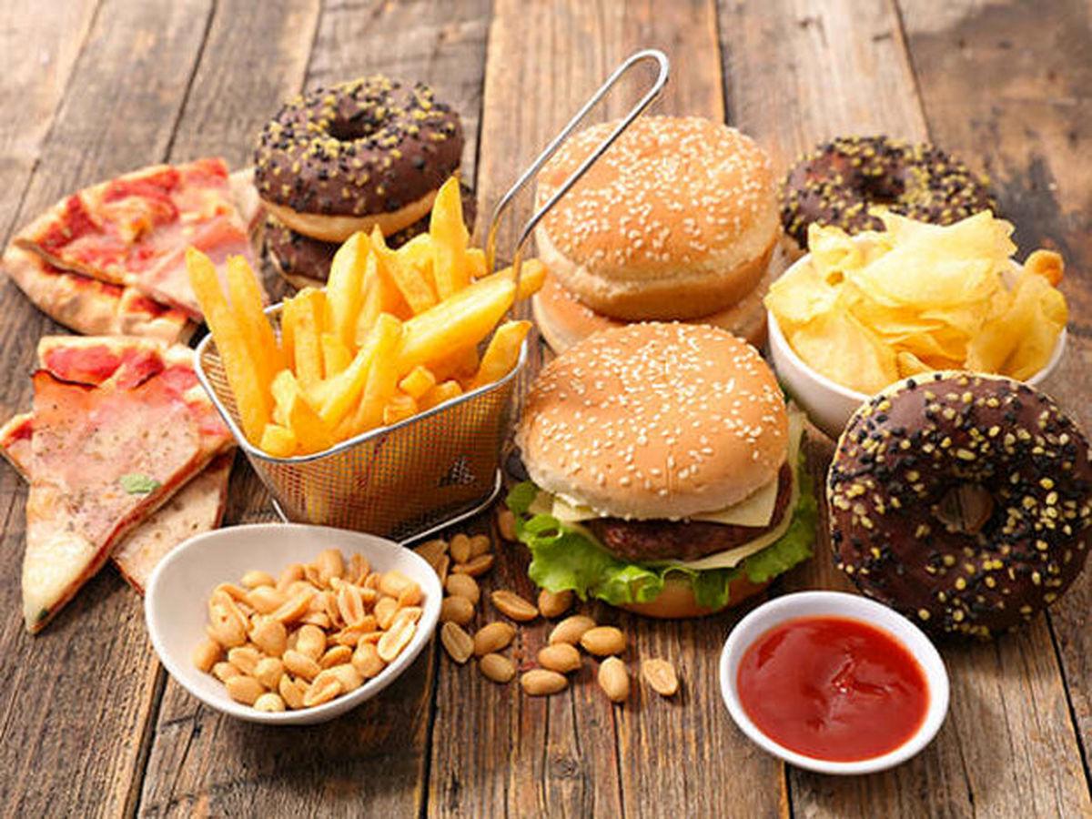 ارتباط رژیم غذایی پرچرب و بیماری های قلبی