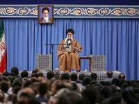 دیدار«پرستاران» با رهبرمعظم انقلاب اسلامی +عکس