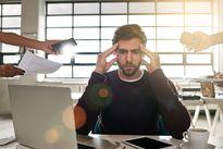 استرس مزمن منجر به آسیب مغزی میشود