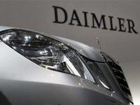 خسارت گسترده فراخوان خودرویی برای دایملر