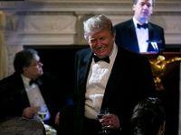 ضیافت شام ترامپ و ملانیا برای فرمانداران +تصاویر
