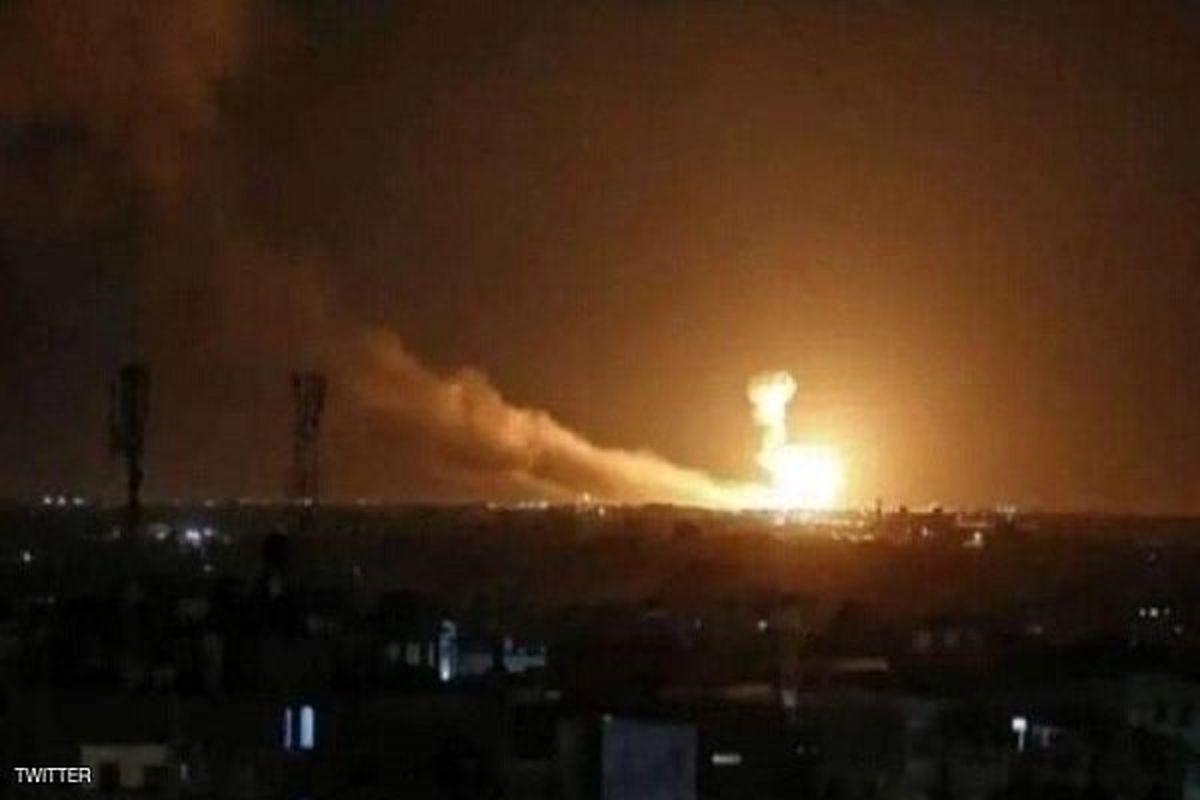 لحظه انفجار کپسول اکسیژن بیمارستان بغداد با ۸۰ کشته! + فیلم