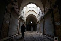 تلاش برای نوسازی بازار قدیمی در سوریه +تصاویر