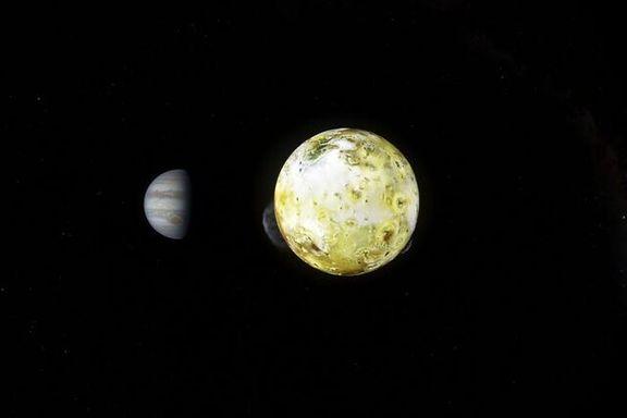 انتشار تصاویری فضایی در موزه تاریخ طبیعی آمریکا