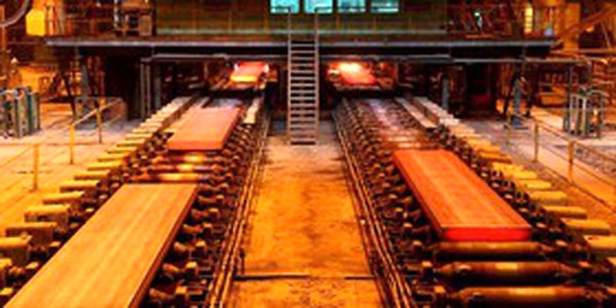 ١٠.٢ میلیون تن؛ ظرفیت تولید فولاد مبارکه