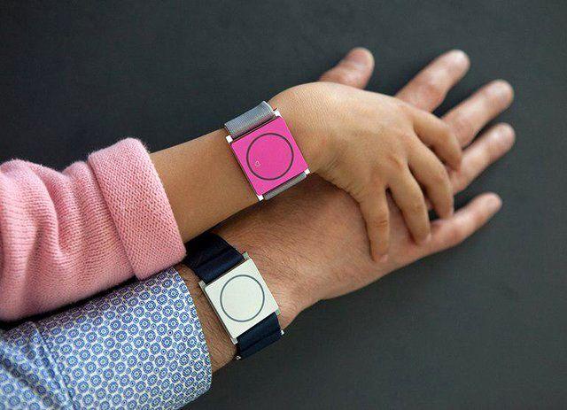ساعتی که نشانه های تشنج را تشخیص می دهد